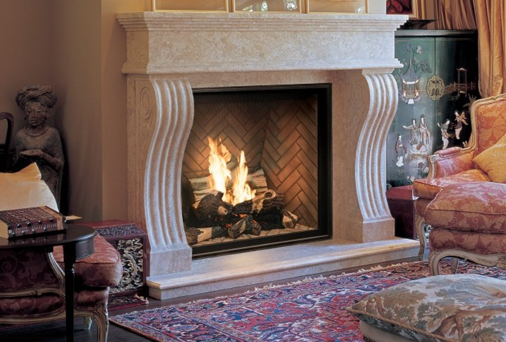 Town & Country TC42 Traditional Gas Fireplace