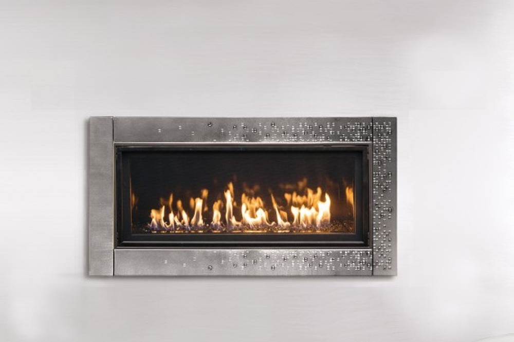 Town & Country WS38 Linear Gas Fireplace