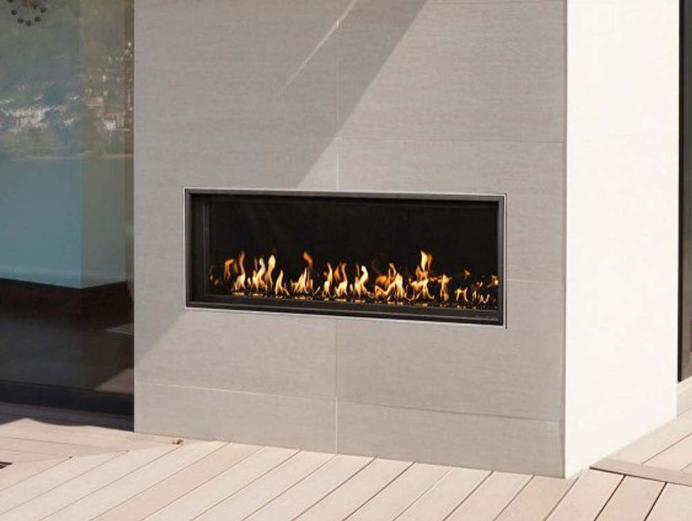 Town & Country WS54 Outdoor Linear Gas Fireplace