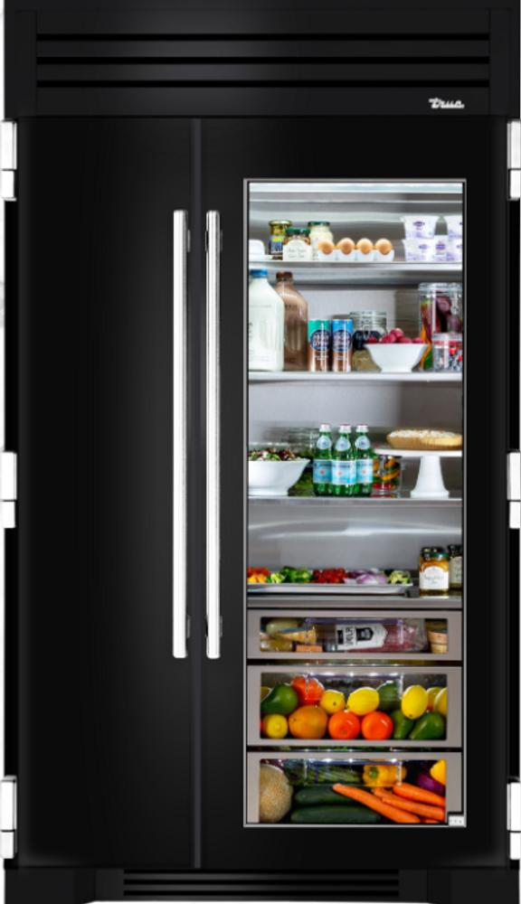 "True Residential 42"" Side By Side Refrigerator/Freezer"