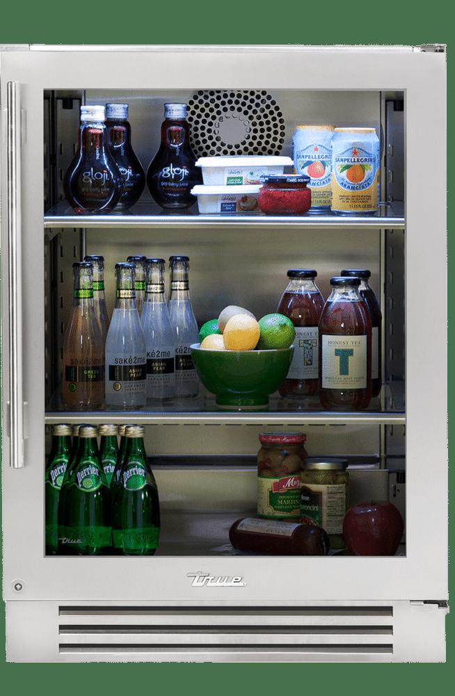 """True Residential 24"""" Undercounter Refrigerator"""