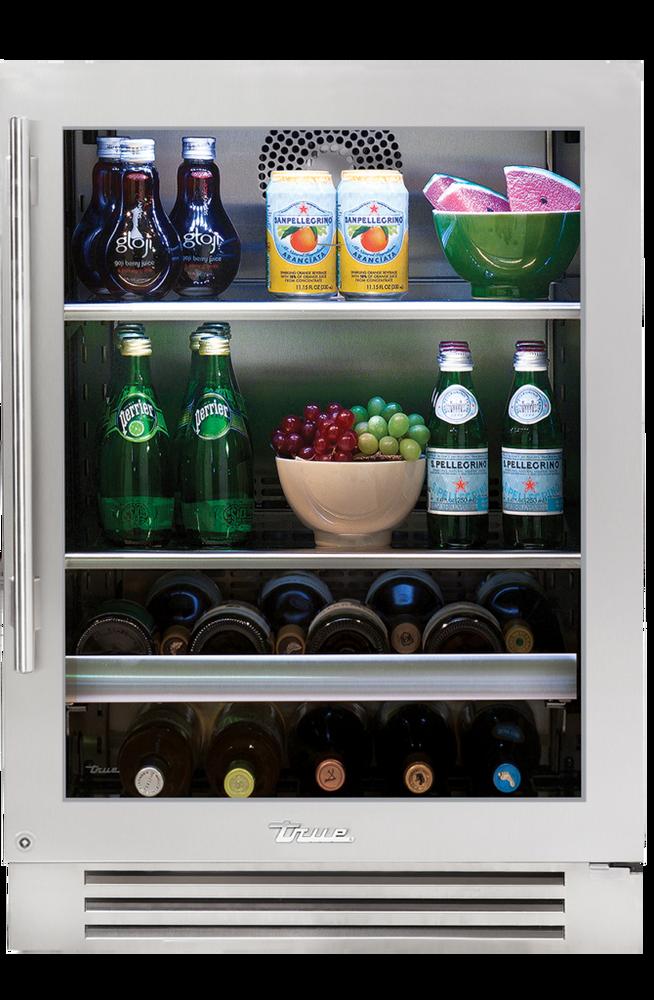 True Residential Undercounter Beverage Center