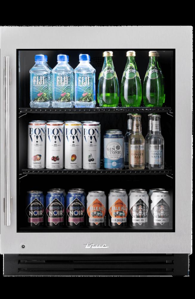 "True Residentail 24"" ADA Height Undercounter Refrigerator"