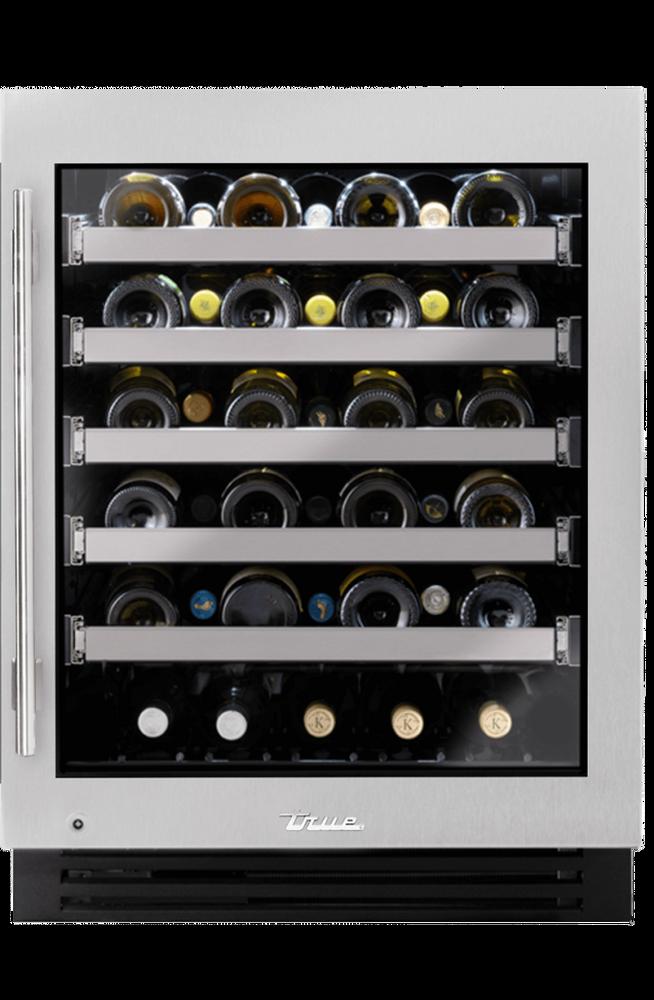 "True Residentail 24"" ADA Height Undercounter Refrigerator Drawer"