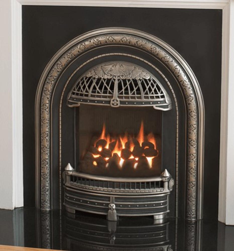 Valor 530 Portrait Gas Fireplace