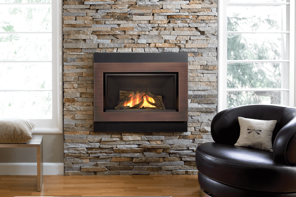 Valor H4 Gas Fireplace