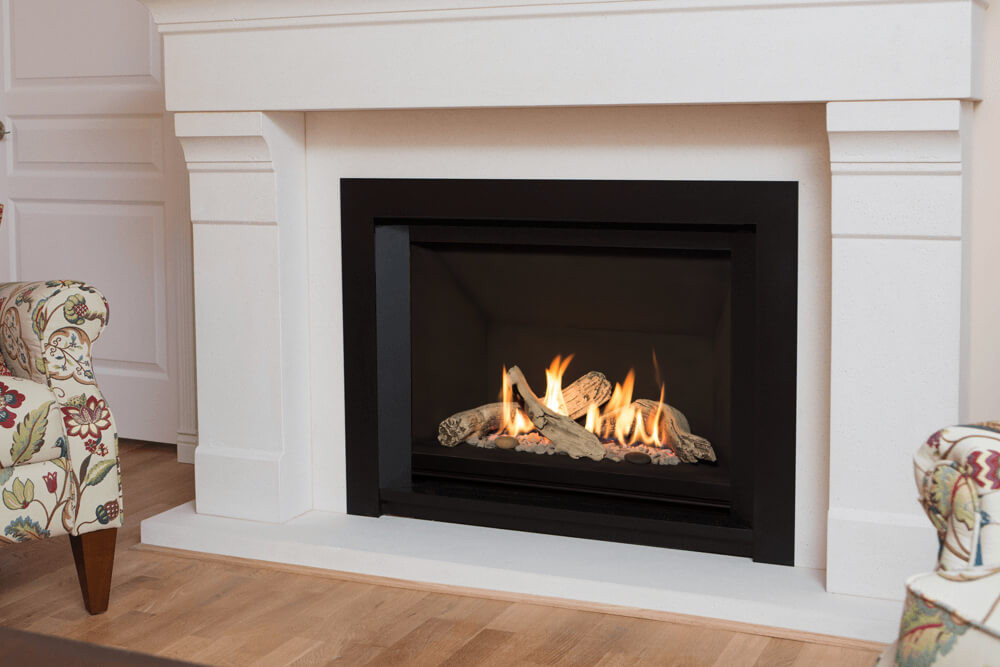 Valor 1100 H5 Gas Fireplace