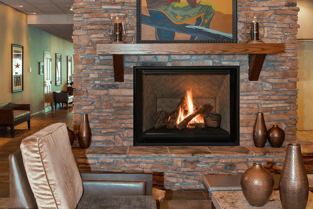 Valor 1400 H6 Gas Fireplace