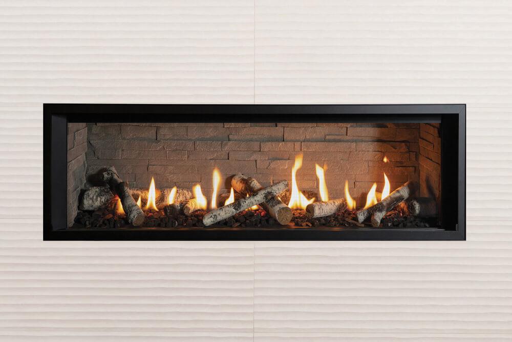 Valor 1700 L2 Linear Gas Fireplace