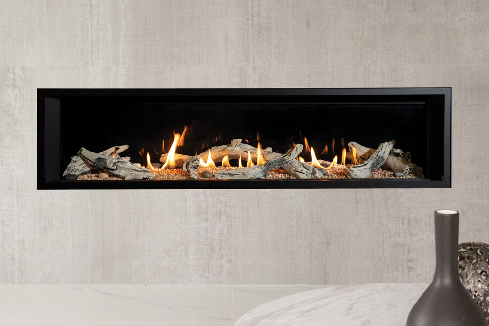 Valor 1800 L3 Linear Gas Fireplace