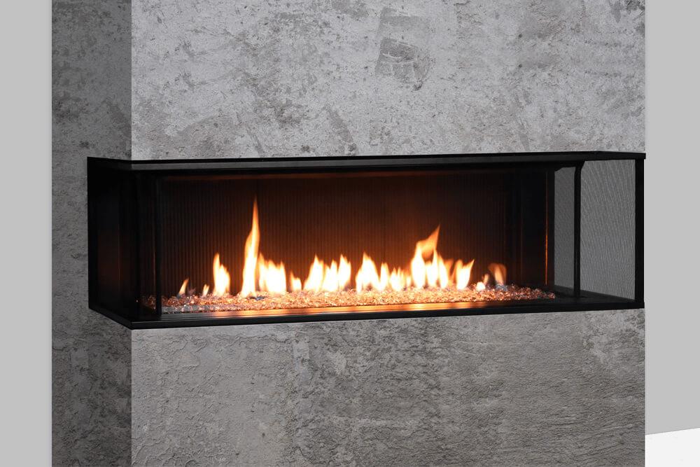 Valor 2200 LX2 Multi-Sided Gas Fireplace