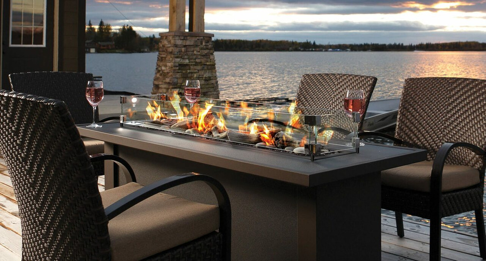 "Barbara Jean 36"" Outdoor Fire Table"