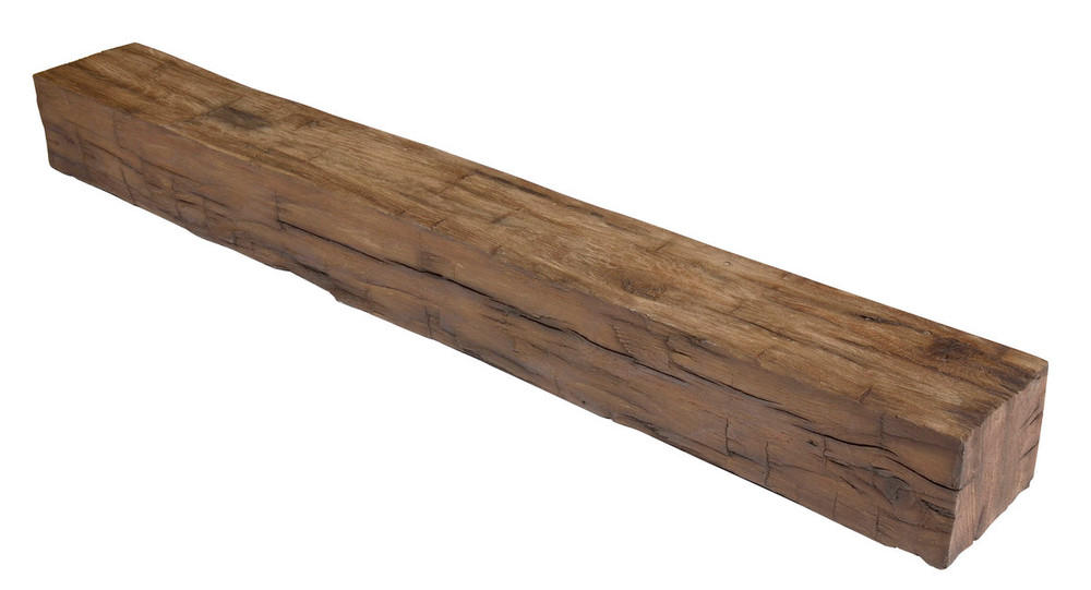 MagraHearth Large Barn Beam Series Concrete Mantels