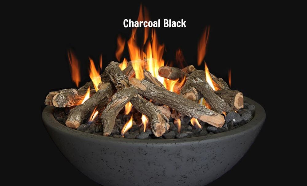 Fire Bowl black