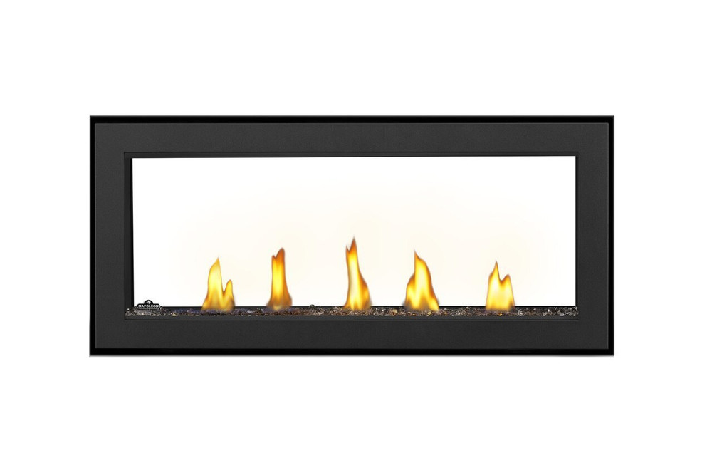 Napoleon Acies 38 See Thru Gas Fireplace-L38N2