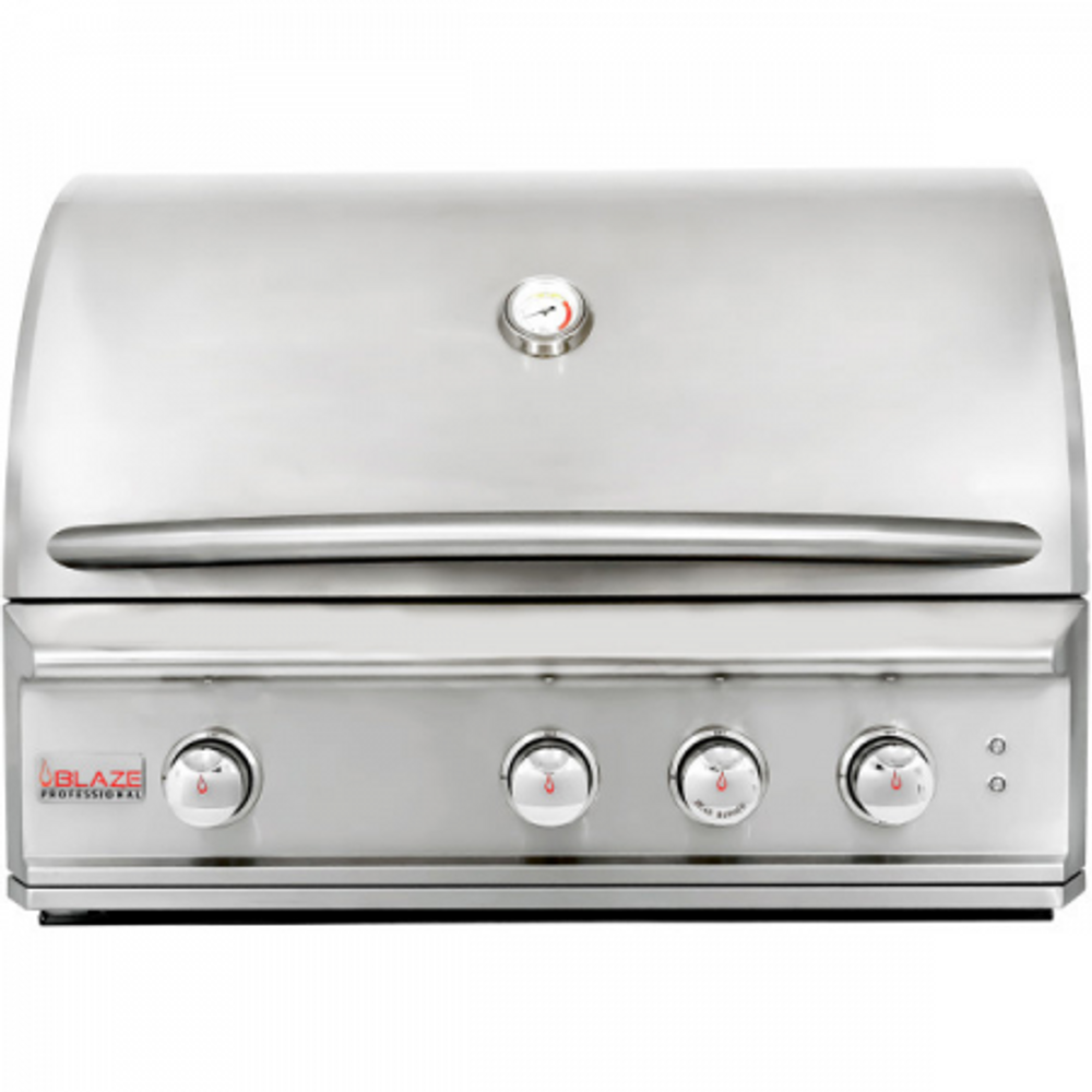 Blaze 3 Professional 34-Inch Built-In w/ Rear Infrared Burner