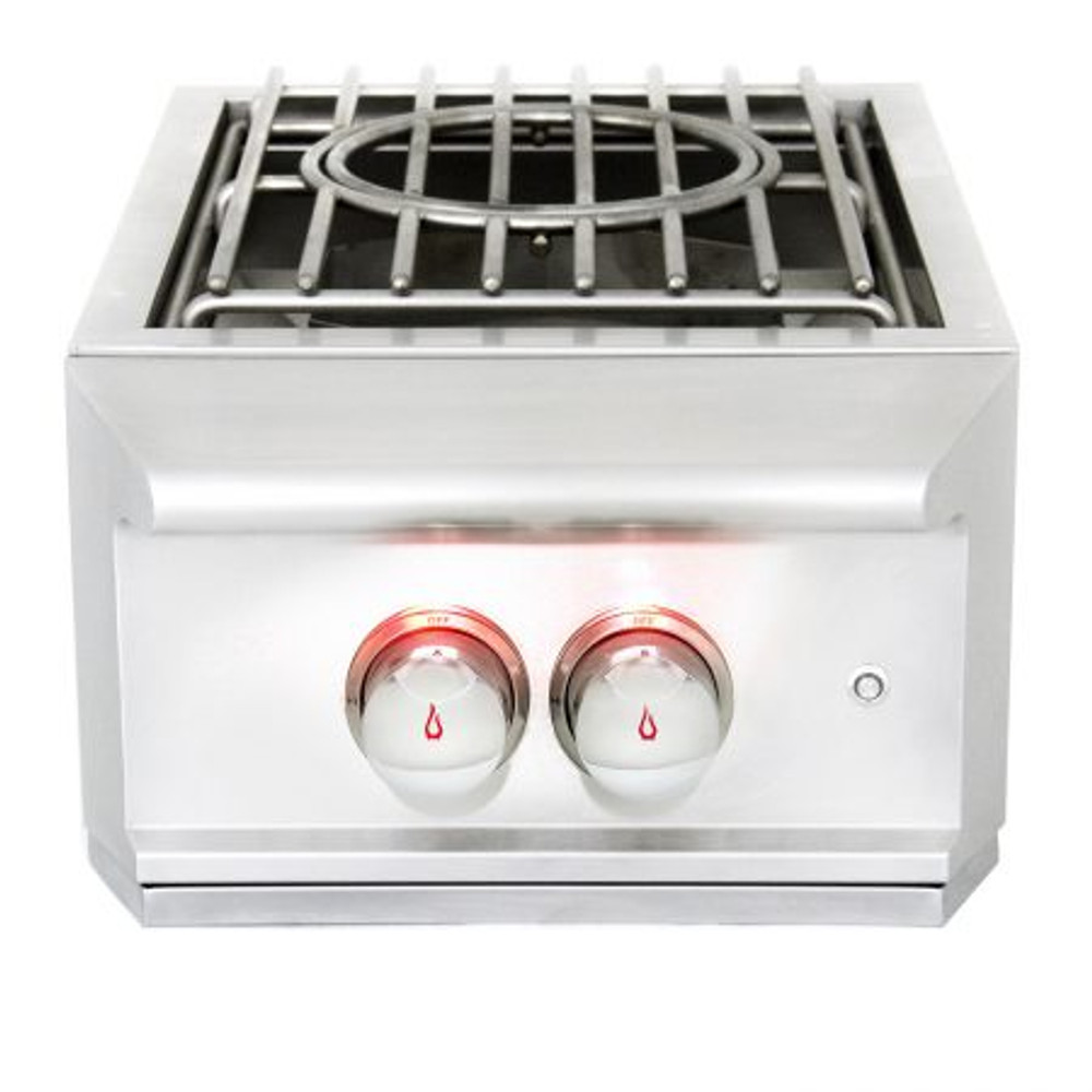 Blaze Professional Power Burner Natural Gas