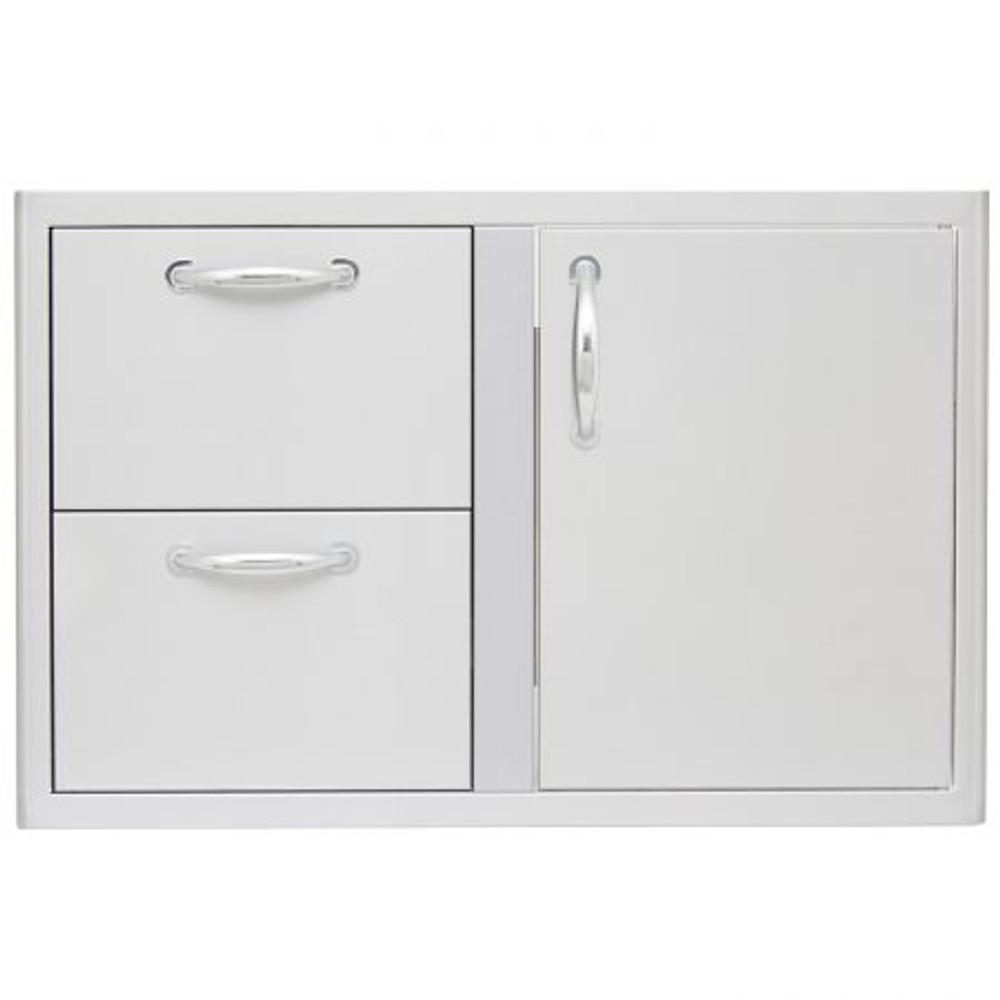 """Blaze 32"""" Door & Double Drawer Combo"""
