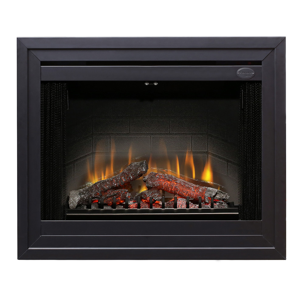 "Dimplex 33"" Deluxe Built-in Electric Firebox"