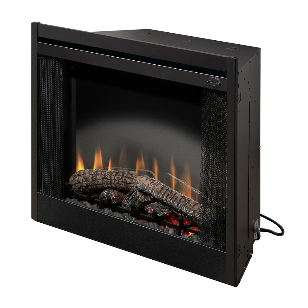 "Dimplex 39"" Standard Built-in Electric Fireplace"