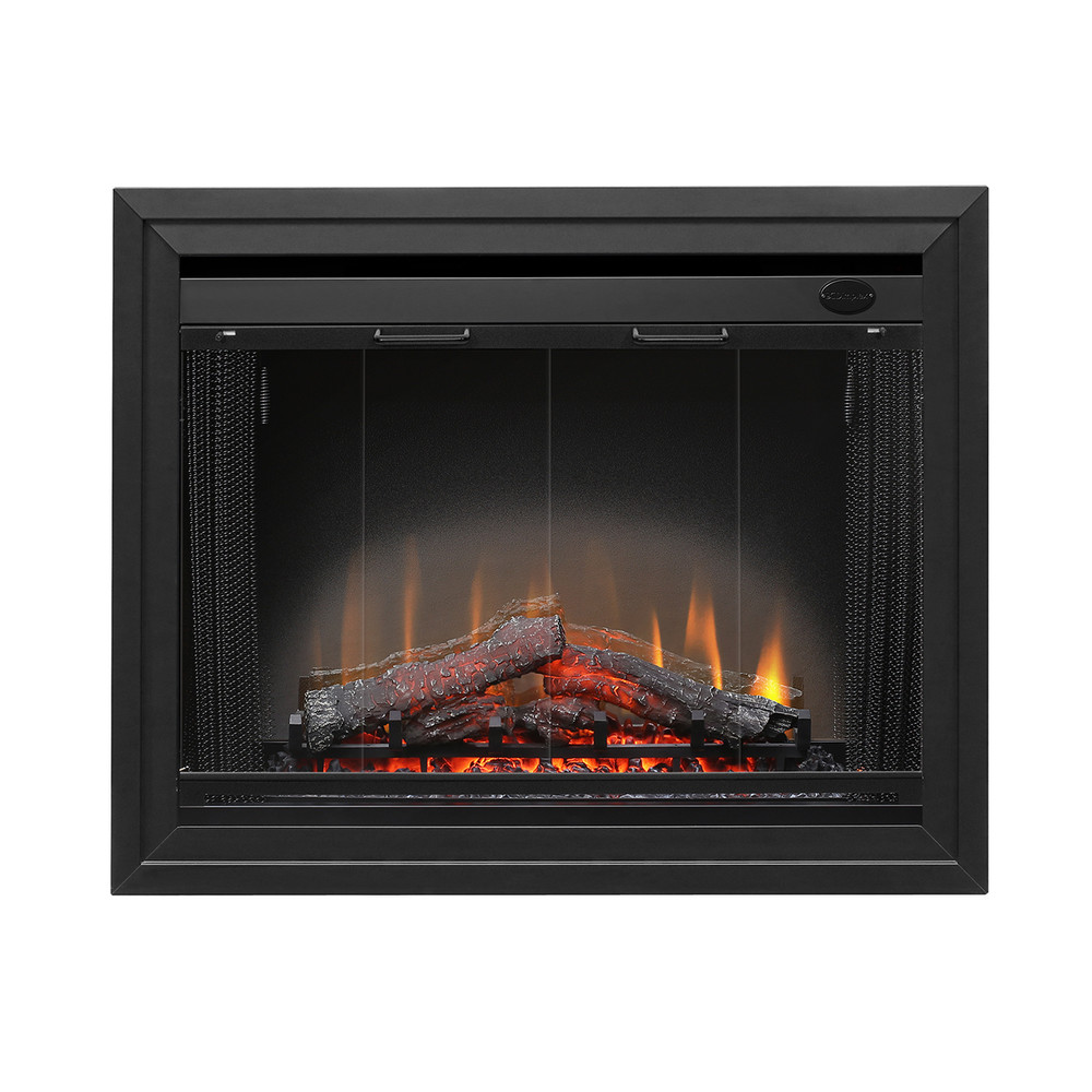 "Dimplex 33"" Slim Line Built-in Electric Fireplace"