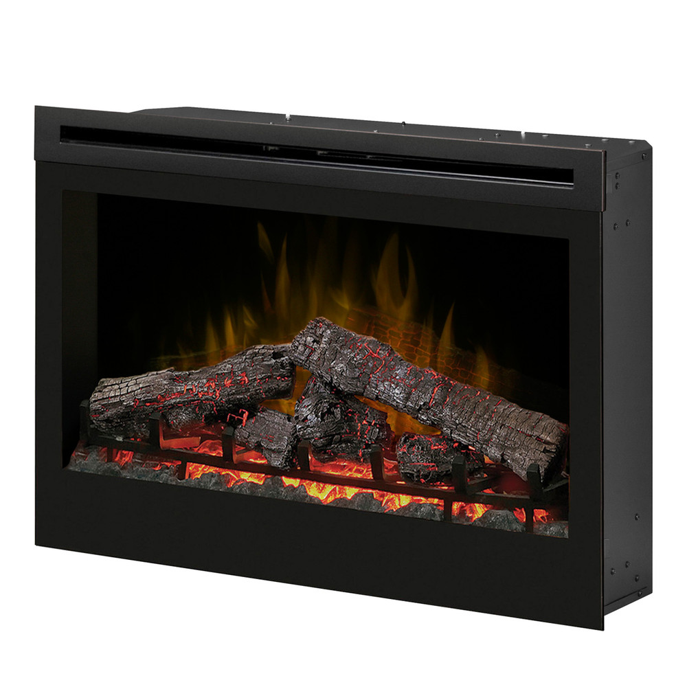 "Dimplex 33"" Widescreen Firebox with Logs"