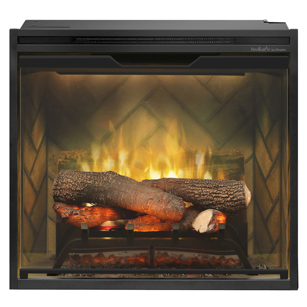 "Dimplex Revillusion® 24"" Built-in Firebox"