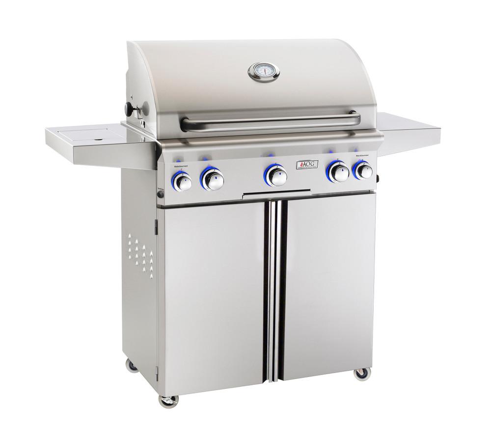 "AOG 30"" L-Series Cart Grill"
