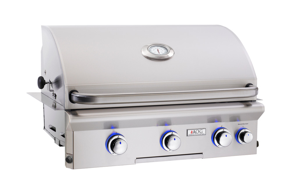 "AOG 30"" L-Series Built-In Grill"