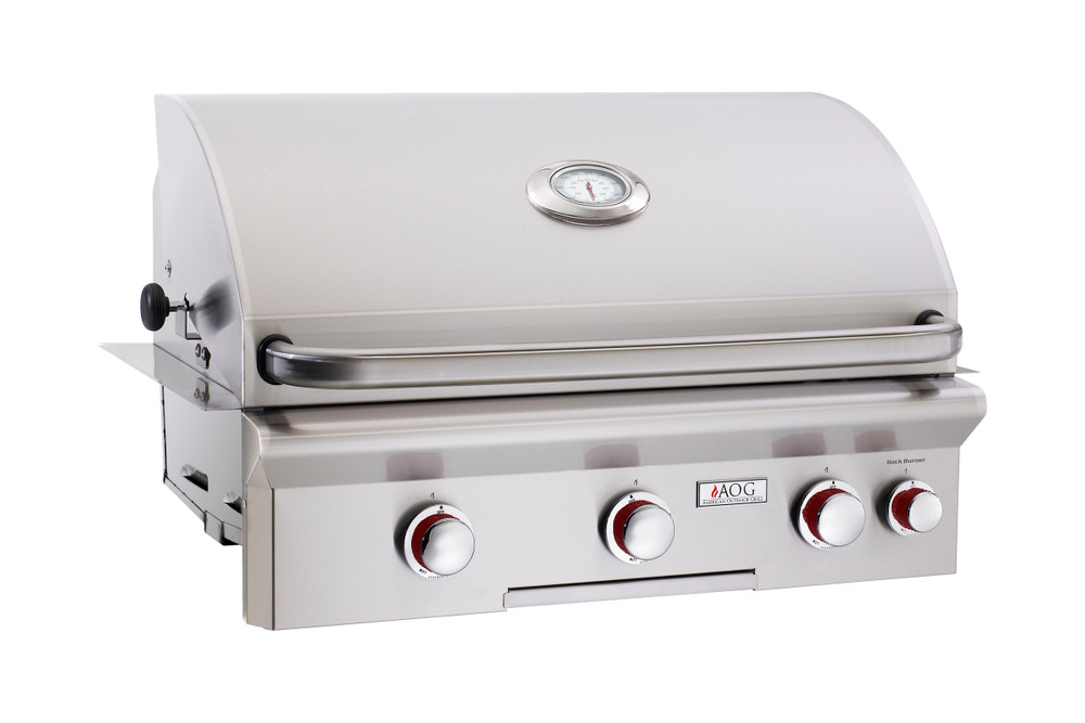 "AOG 30"" T-Series Built-In Grill"