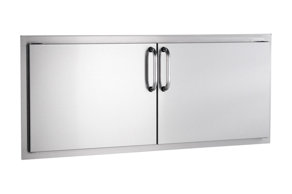 "AOG 16"" X 39"" Stainless Steel Double Access Doors"