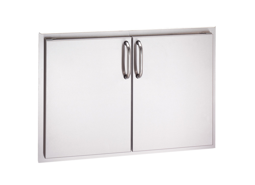 "AOG 20"" X 30"" Stainless Steel Double Access Doors"