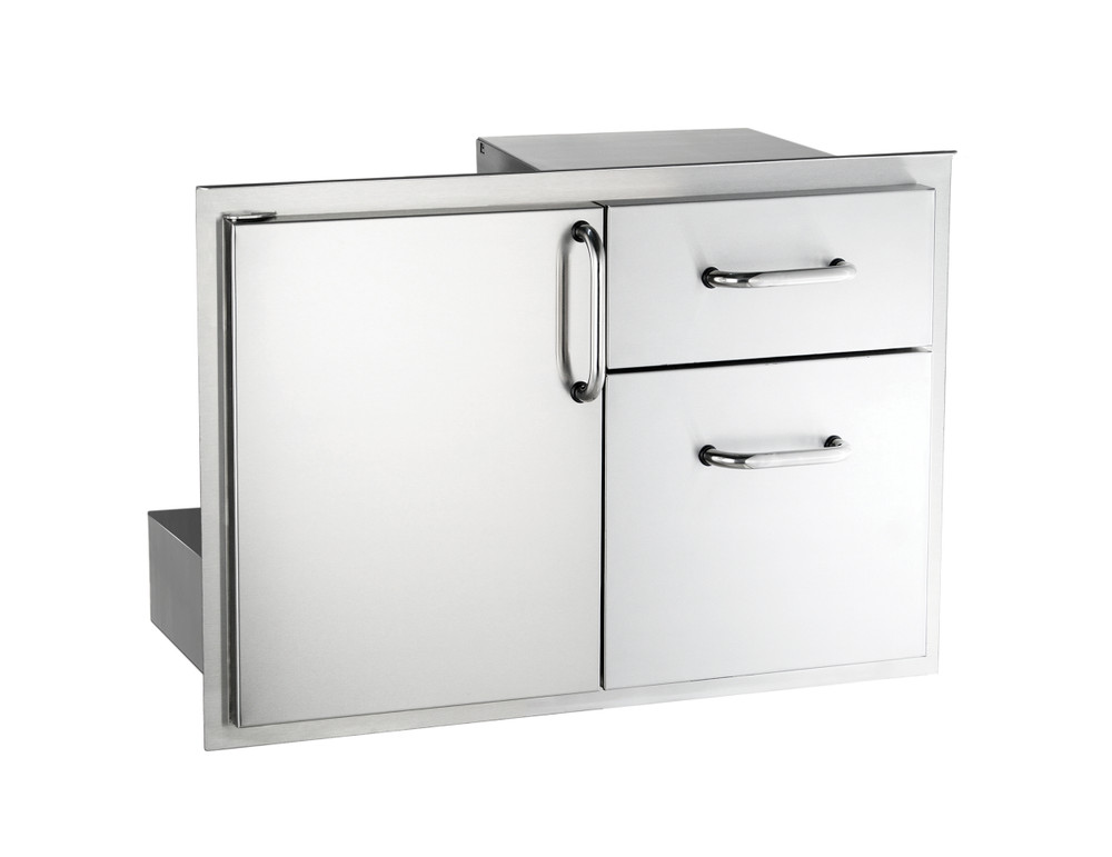 "AOG 18"" X 30"" Door w/Double Drawer"