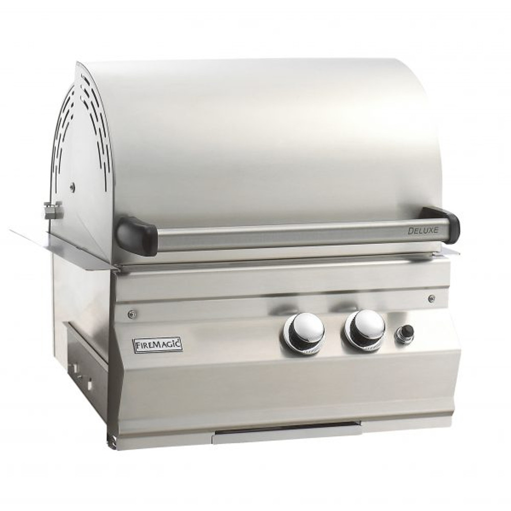 Fire Magic Deluxe Built-In Grill
