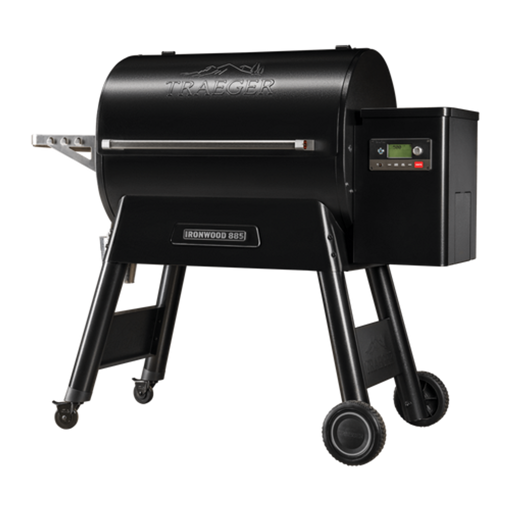 Traeger Ironwood 885 WiFi Pellet Smoker Grill