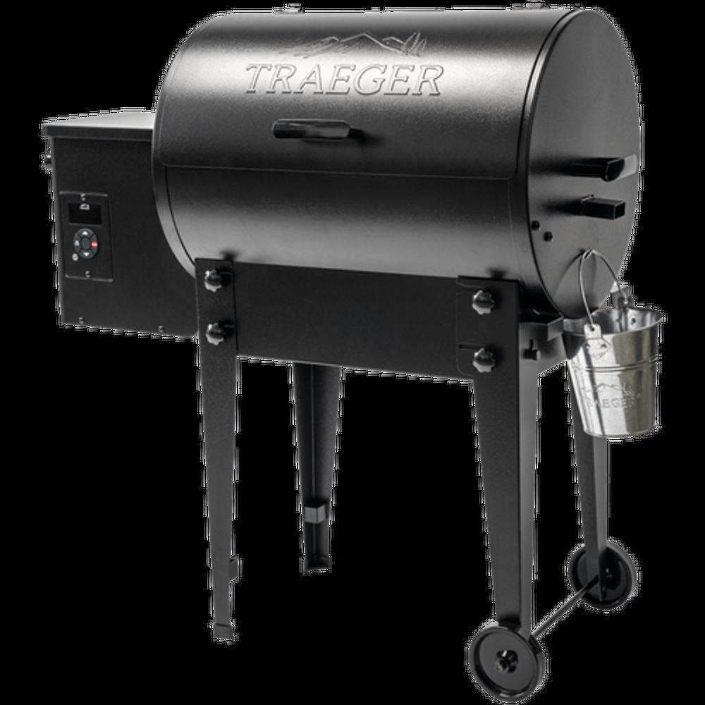 Traeger Tailgater 20 Pellet Smoker Grill
