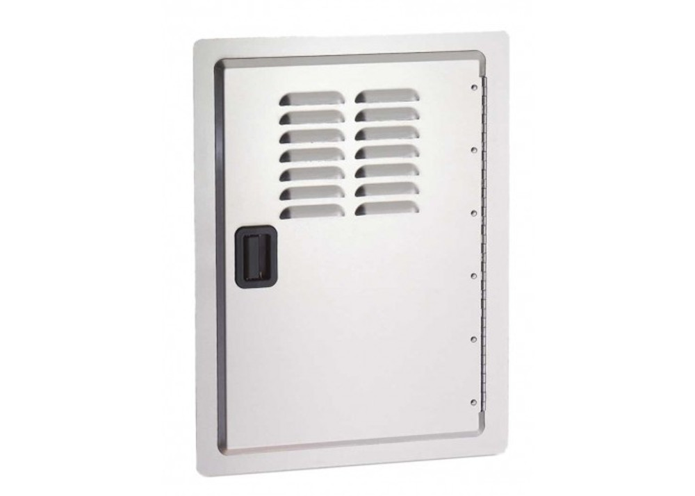 Fire Magic Legacy Single Access Door with Louvers