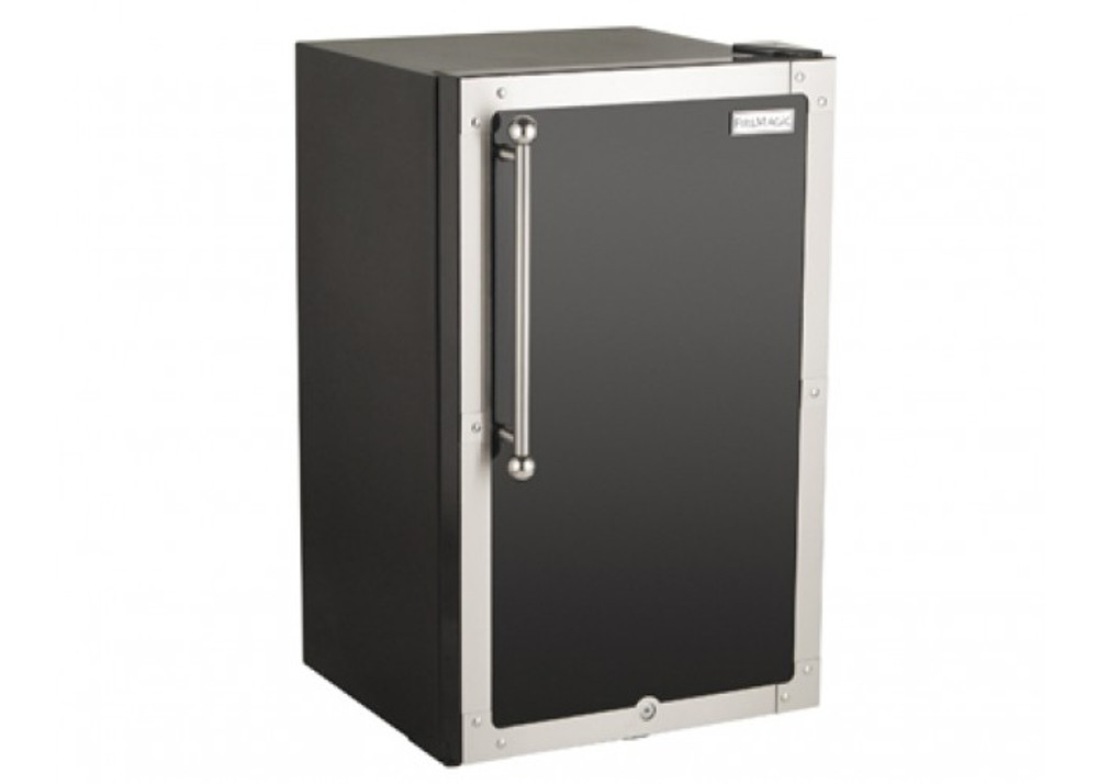 Fire Magic Black Diamond Edition Refrigerator