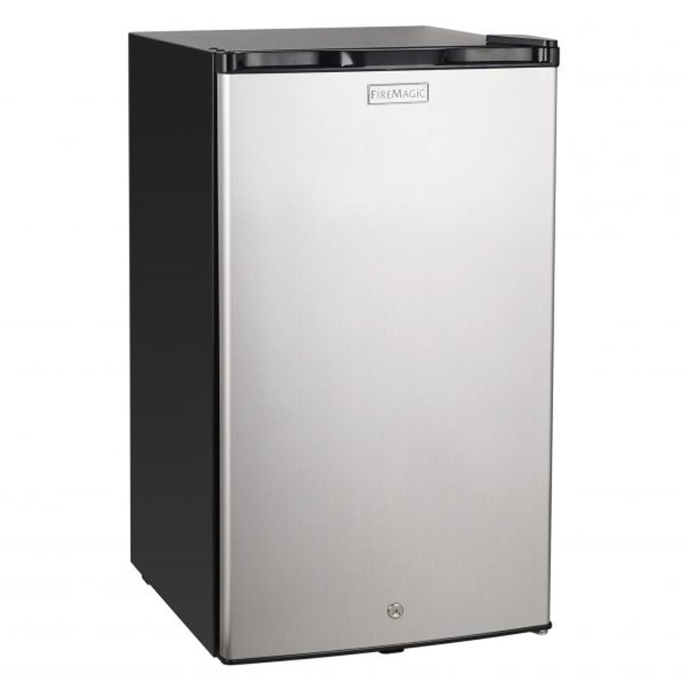 Fire Magic Refrigerator w/ Reversible Door Hinge