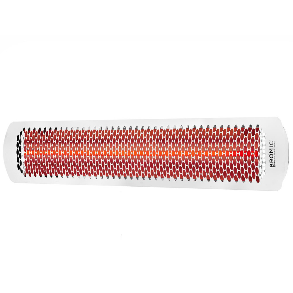 Bromic Tungsten 4000W ELectric Heater - White