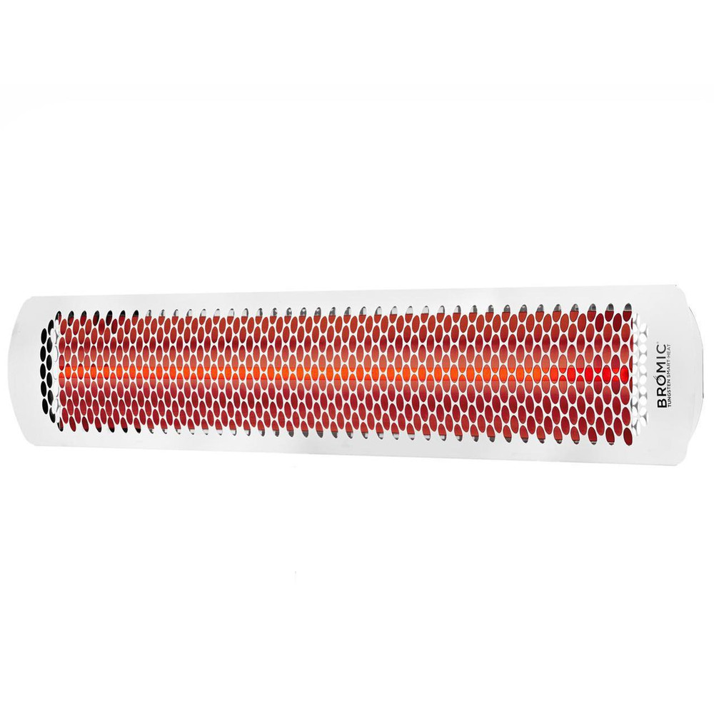 Bromic Tungsten 6000W ELectric Heater - White