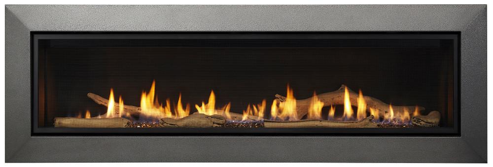 "Majestic Echelon II 60"" Gas Fireplace"