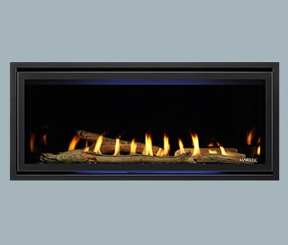 "Majestic Jade 42"" Gas Fireplace"