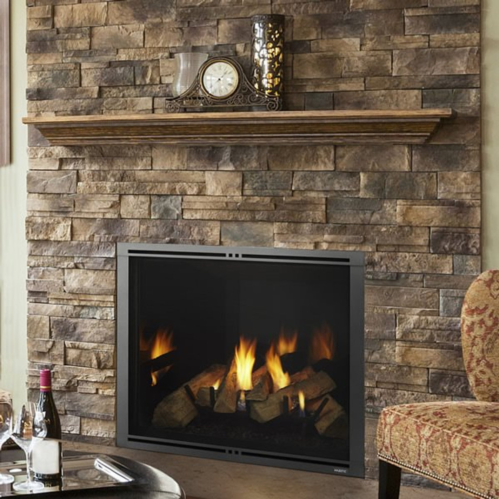 """Majestic  Marquis 36"""" Gas Fireplace"""