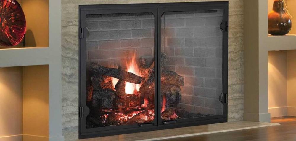 "Majestic Biltmore 50"" Wood Fireplace"