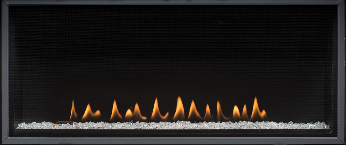 "DelRay Linear 36"" Direct Vent Gas Fireplace"