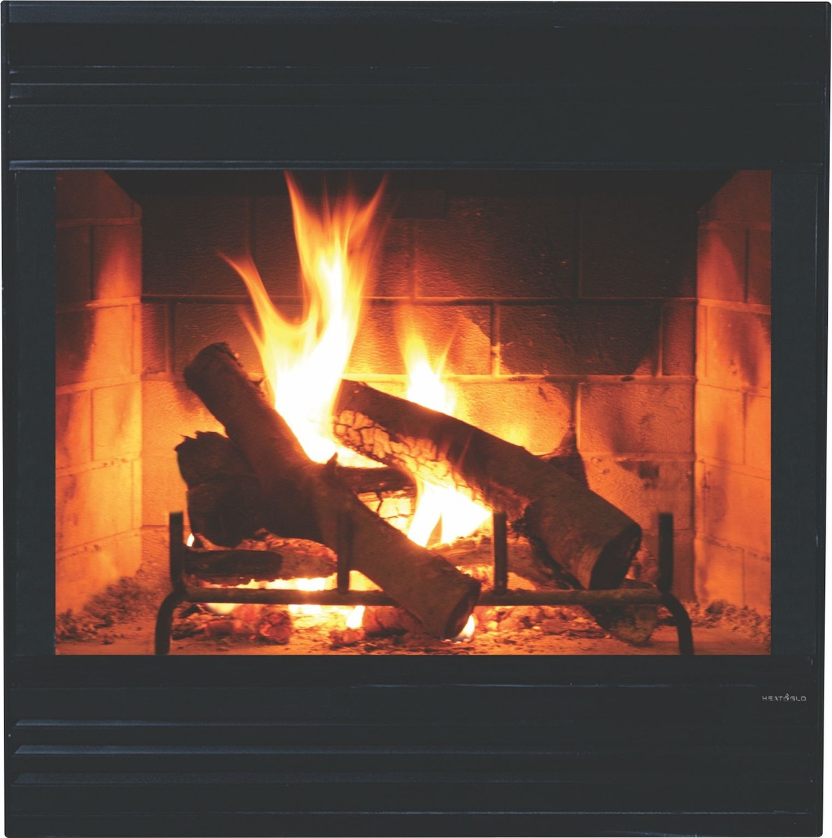 Heat & Glo Energy Master 415 Wood Fireplace