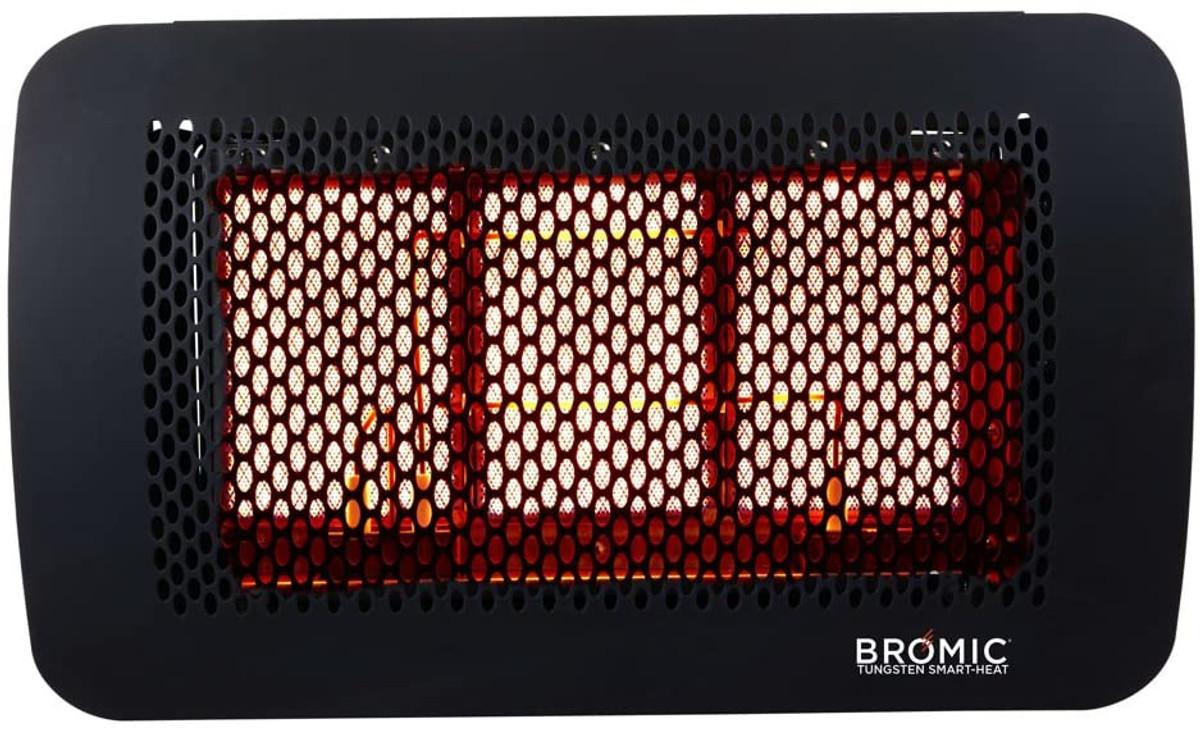Bromic Tungsten Smart-Heat 300 Gas Heater
