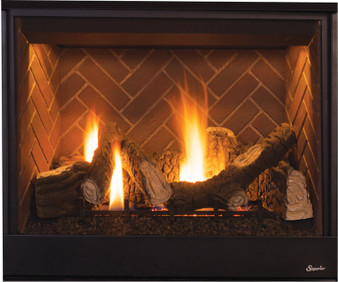 Superior DRT 3540 Direct Vent Gas Fireplace