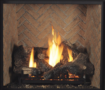 Superior DRT 6345 Direct Vent Gas Fireplace